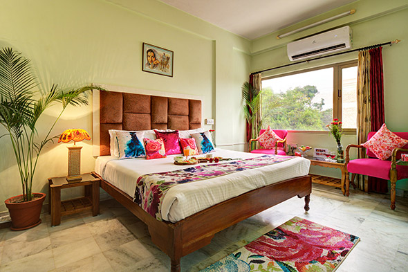 Jaipur Room Tariff Booking