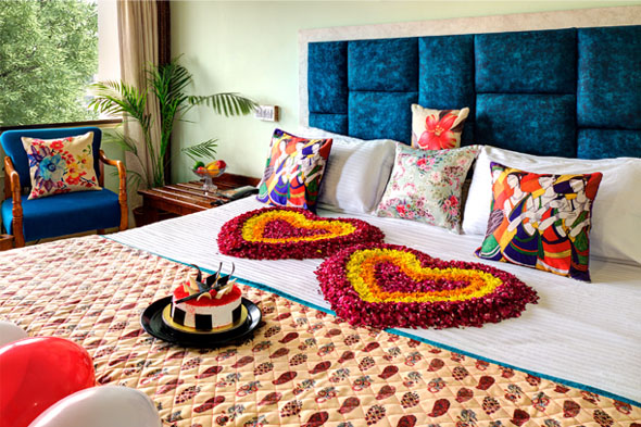 Hotel with Honeymoon Packages in Jaipur